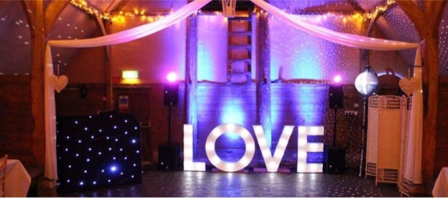 Visually Sound Events, Discos in Oxfordshire