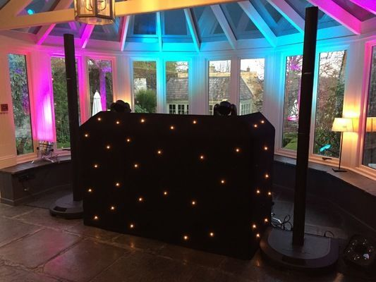 Visually Sound Events (with Fusion Entertainments), Discos in Oxfordshire